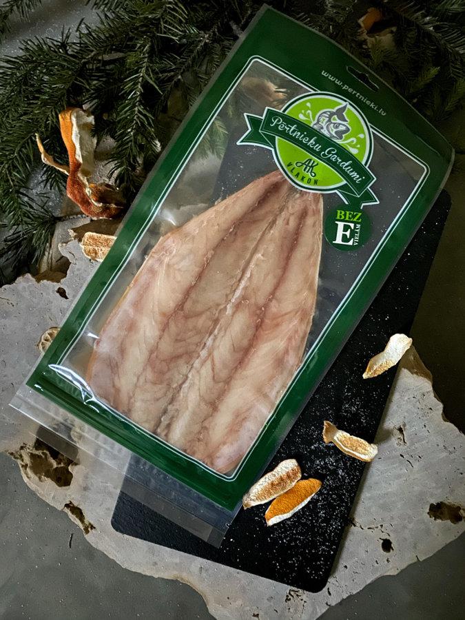 Lightly salted mackerel fillet