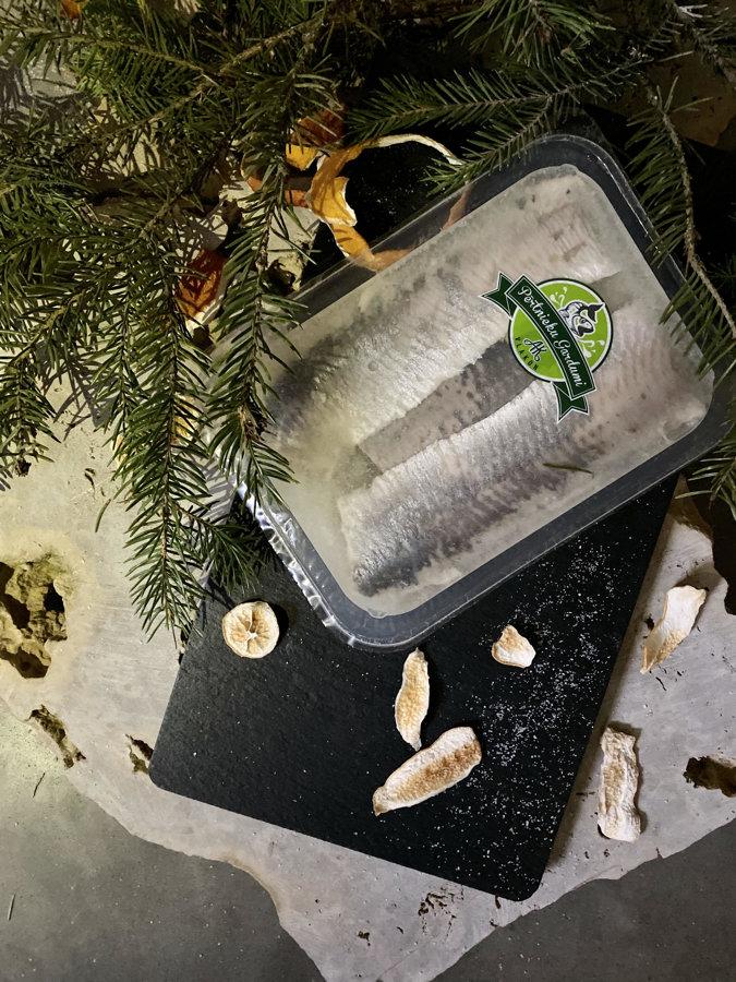 Pickled herring (350g)