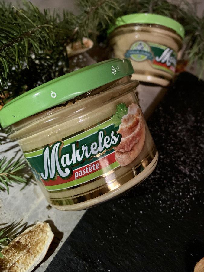 Makreles pastēte (180 g)