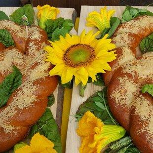 """Pērtnieku gardumi konkursā """"Biezpiena un maizes gardumi uz svētku galda""""!"""