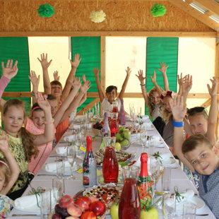 Bērnu ballīte